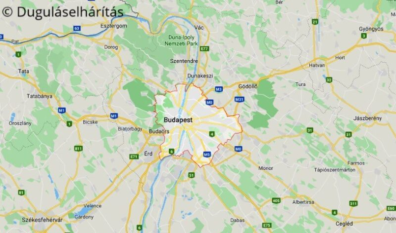 Duguláselhárítás Budapesten fix áron