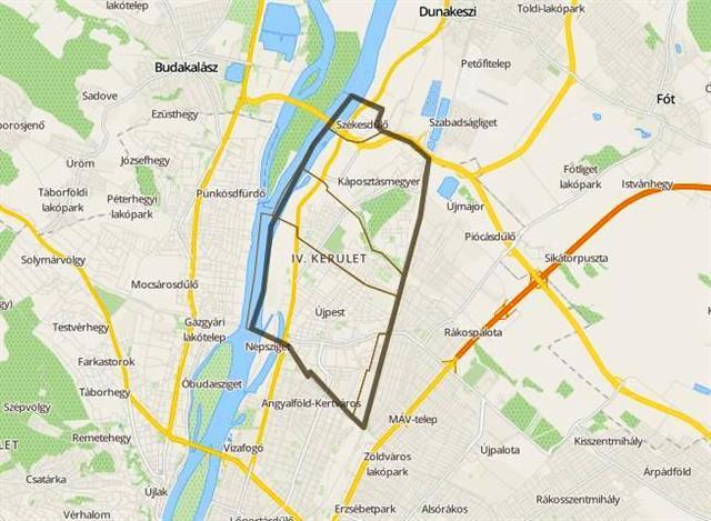 Duguláselhárítás IV. kerület - Újpest