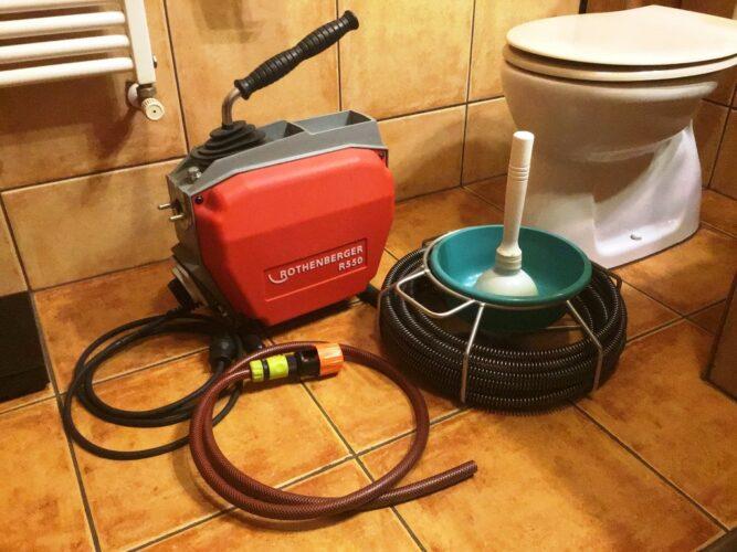 Fürdőszobai duguláselhárítás