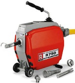 Duguláselhárító gép - R750