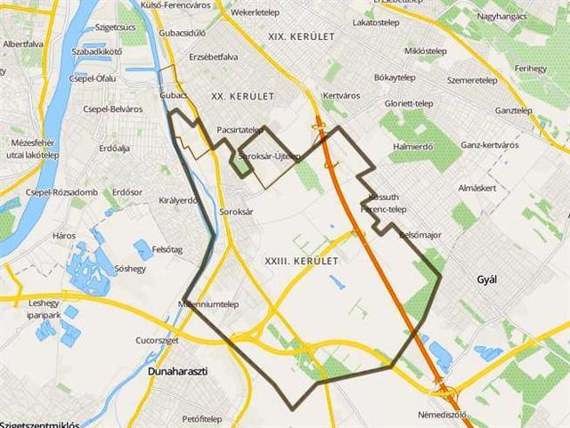 Duguláselhárítás XXIII. kerület
