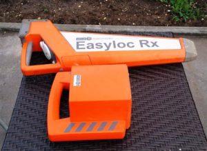 Easyloc RX nyomvonal meghatározó