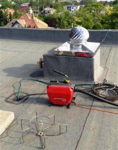 Lapos tető duguláselhárítás