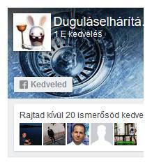 Facebook - Dugulaselharitas.net