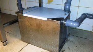 Konyhai zsírfogók beépítése és tisztítása