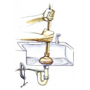 Mosogató szifon pumpálás