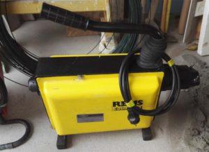 Rems Cobra duguláselhárító gép