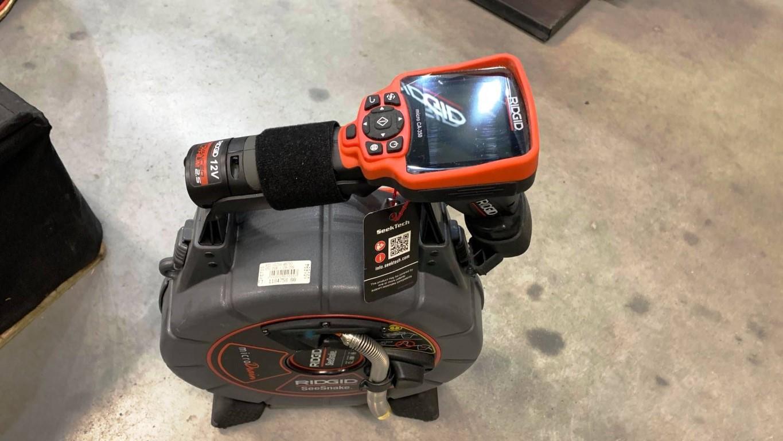 Csatorna kamera