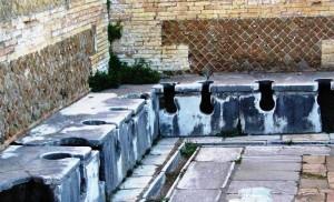 Antik római illemhely