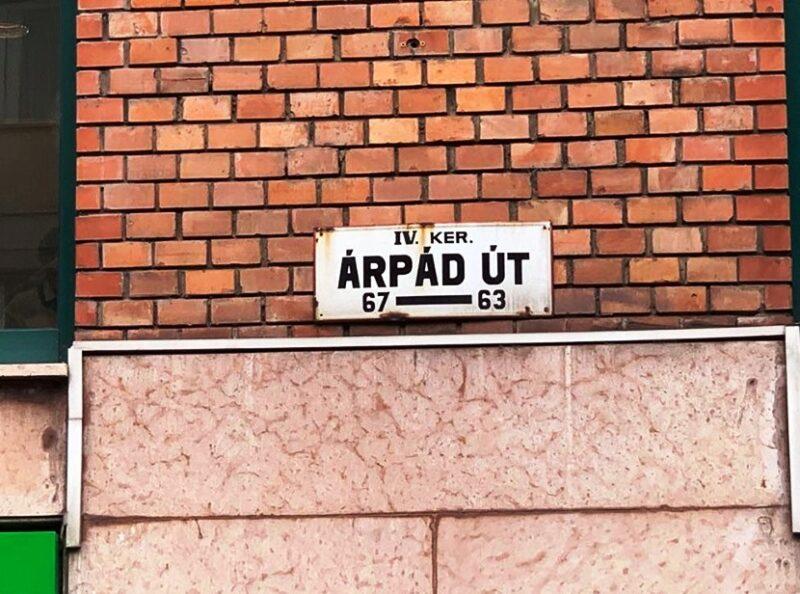 Újpest - Árpád út