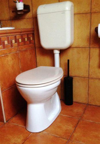 Az ideális WC. csésze és WC. tartály